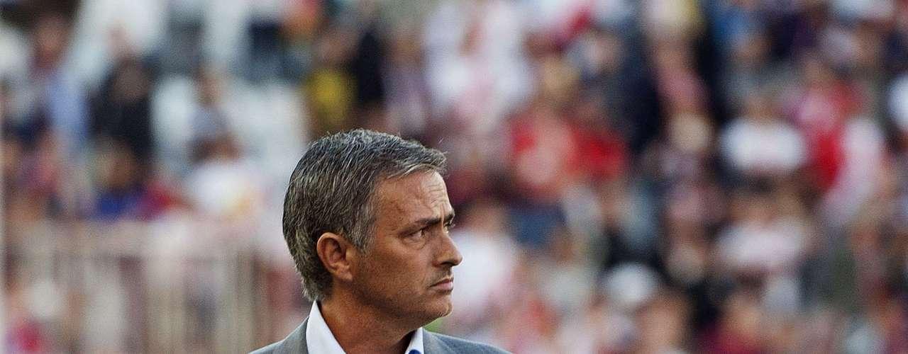 José Mourinho \