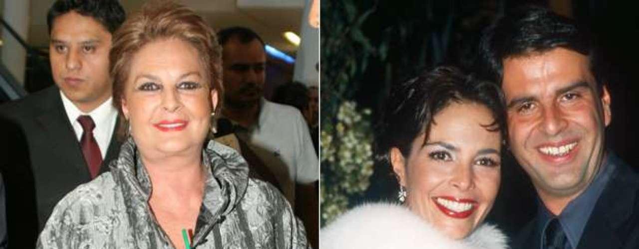 La presentadora Talina Fernández ha tenido que lidiar con su yerno, José María Fernández, 'Pirru' al cual acusó en su tiempo de no dejarla ver a sus nietos que tuvo con la fallecida Mariana Levy