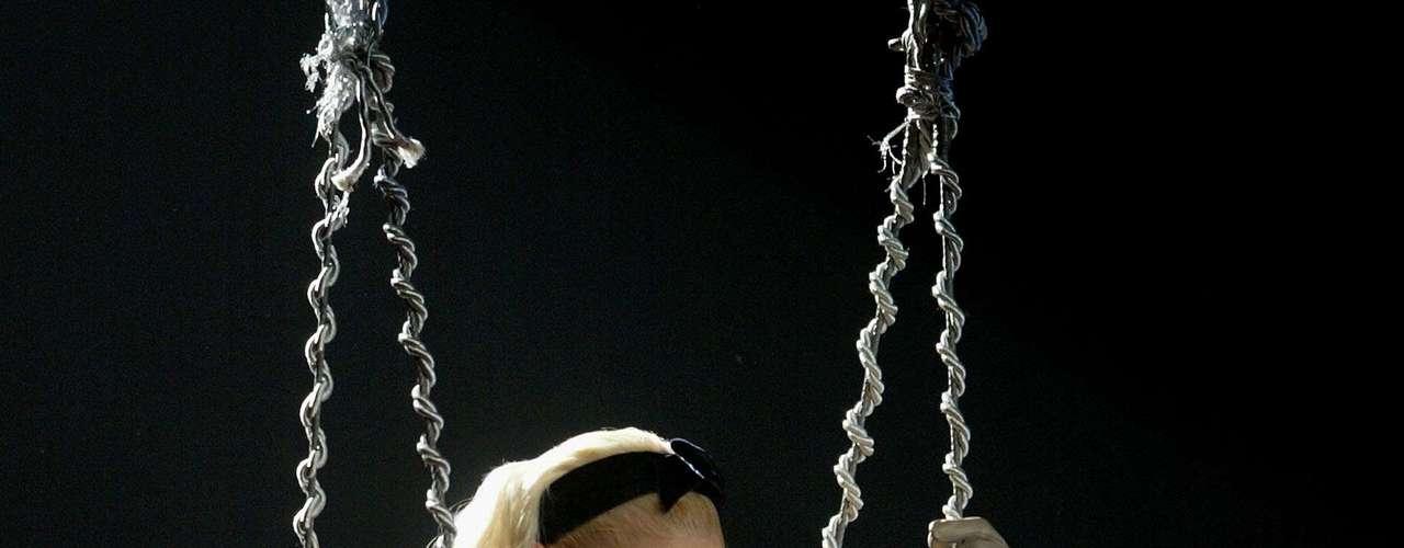 Gwen Stefani, cantó el hit \