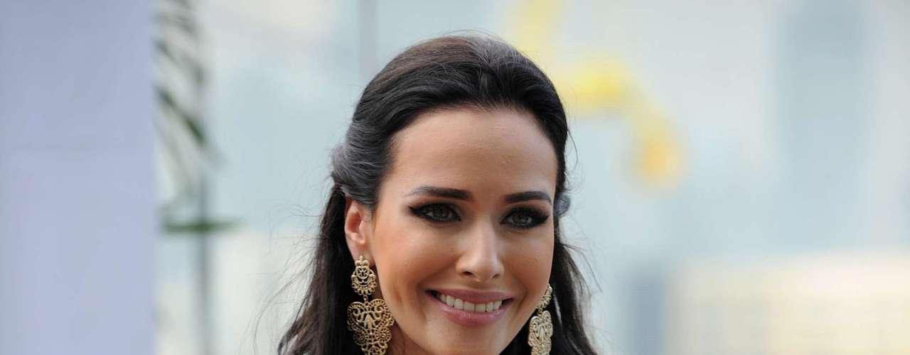 En cuanto a Miss Russia es una joven llamativa y con mucho estilo que logró captar la atención de los flashes, sin duda.