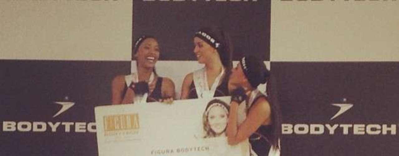 La Señorita Cauca fue la feliz ganadora del cuerpo Bodytech y tendrá cinco años como miembro platino en este gimnasio.