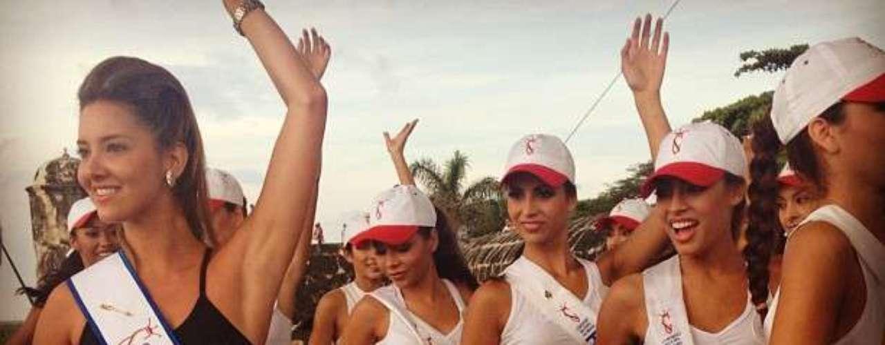 Las reinas saben que deben mantenerse en forma para la noche de elección y coronación. Daniela Álvarez les da algunos tips de belleza y salud a las candidatas.