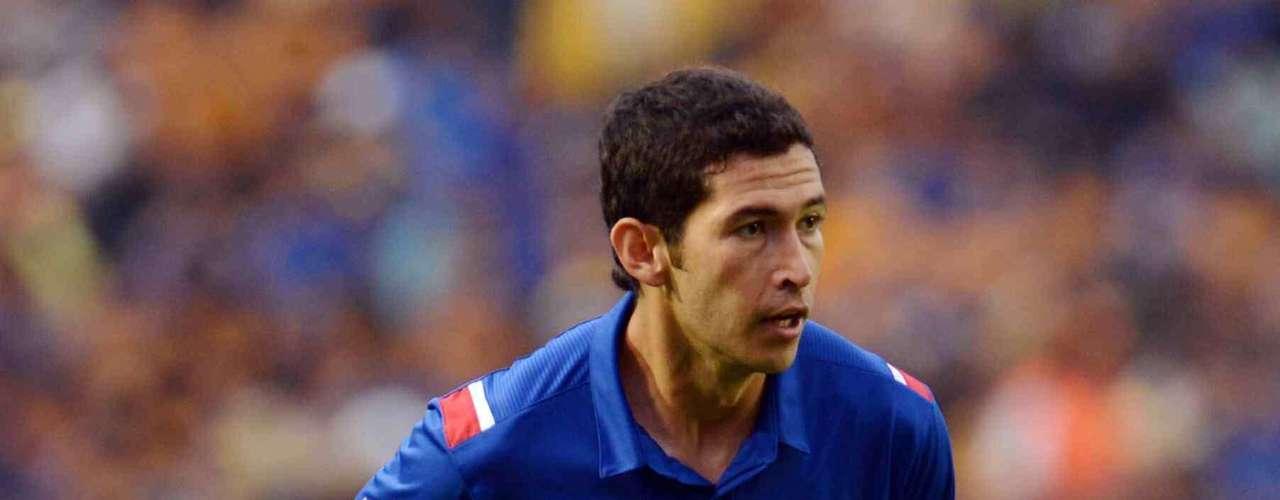 Israel Castro cuenta con la confianza de Memo Vázquez, ya que lo conoce de Pumas.