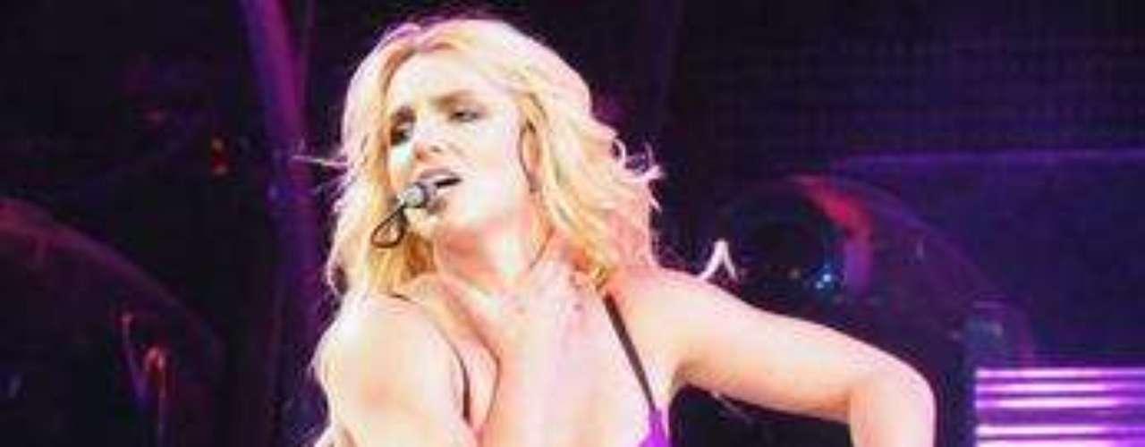 Britney Spears comenzó su carrera participando en el programa de Disney \