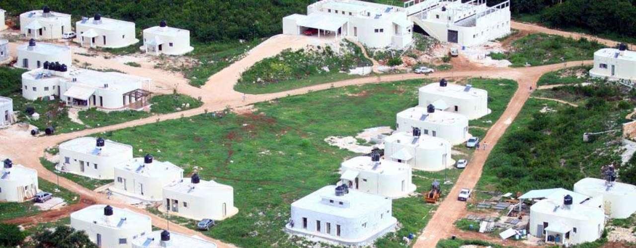 Desde 2010 Xul está considerada una ciudad apocalíptica dentro del estado de Yucatán, en México. La fortaleza conocida como \