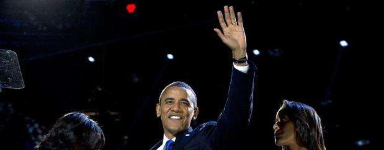 Hoy, todo un presidente de Estados Unidos, se encuentra listo para encabezar un segundo mandato en el gobierno, tras ganar los comicios electorales de este 6 de noviembre. (Fuente: Agencias)