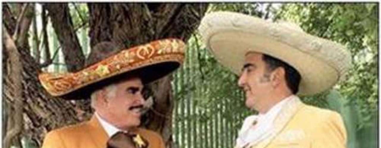 Aunque Vicente Fernández se encuentra de reposo, su voz se seguirá escuchando, pues Sony Music Latin acaba de lanzar el DVD \