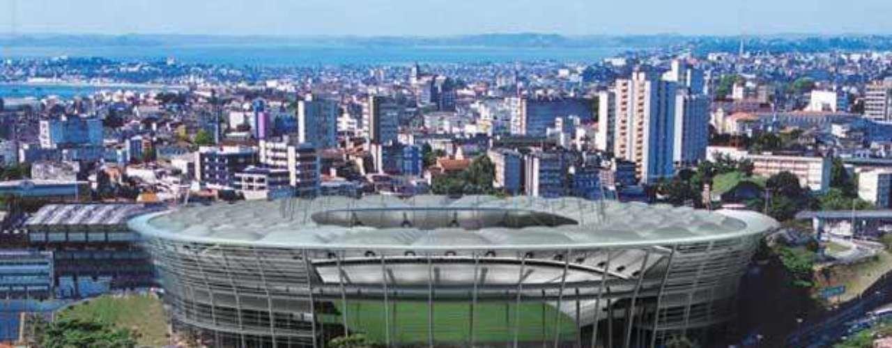 Arena Fonte Nova (Salvador).