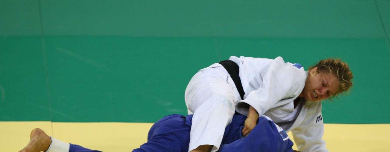 Con la victoria, Rousey se convirtió en el segunda estadounidense en ganar una medalla olímpica en judo desde que fuera considerado como un deporte olímpico en 1992.