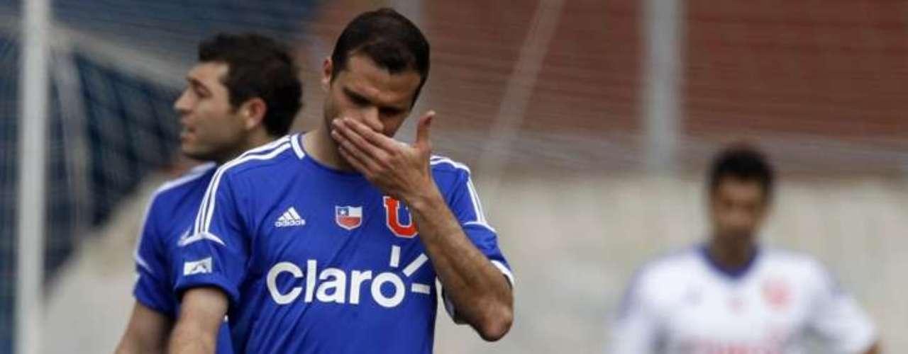 Guillermo Marino: el volante terminaría su ciclo en Universidad de Chile y partiría de la institución.