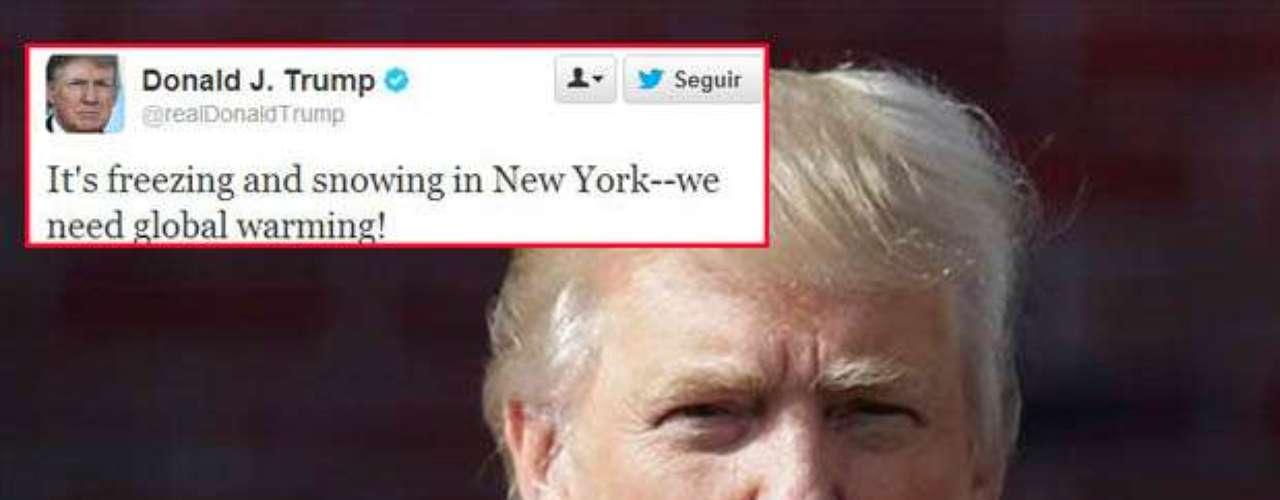 Pero para entender a este personaje mediático, no se puede obviar el tuit que pide por el \