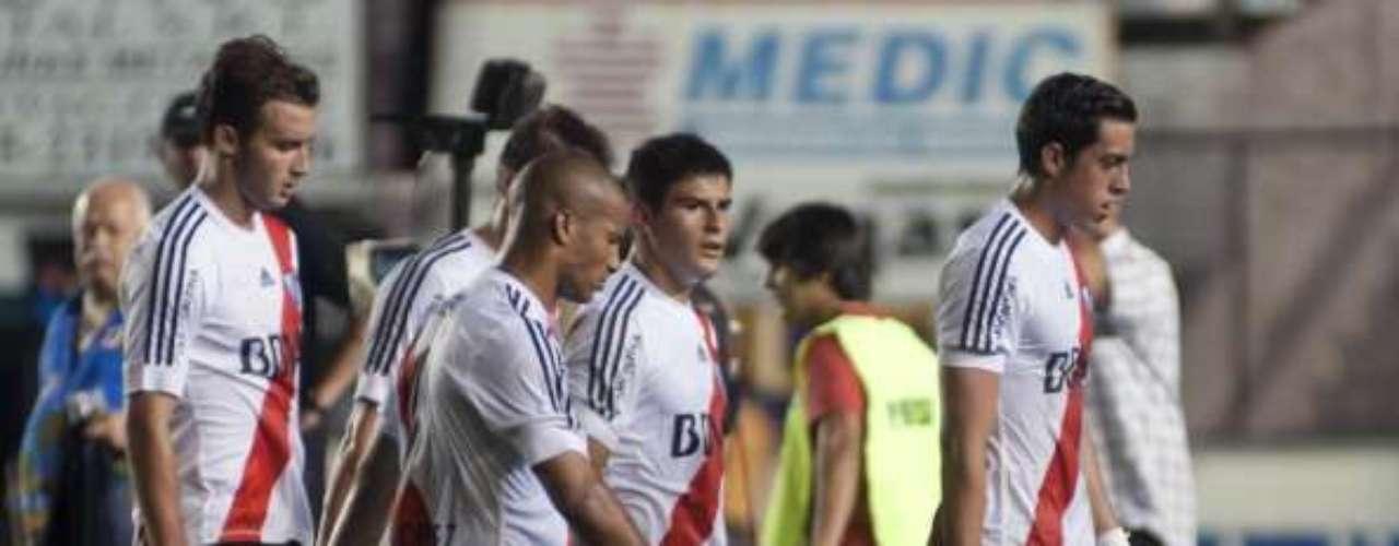 sábado 10 de noviembre - River Plate recibe a Unión de Santa Fe en la liga argentina