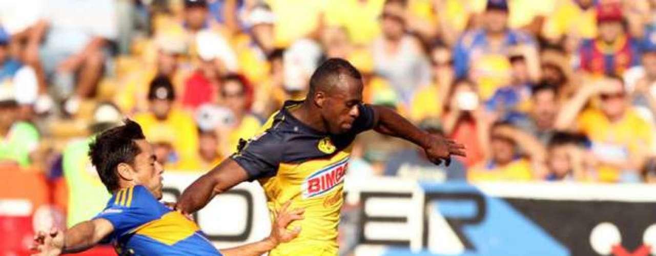 sábado 10 de noviembre - América quiere eliminar a Tigres en el 'volca´n' y de paso subir posiciones en la tabla general