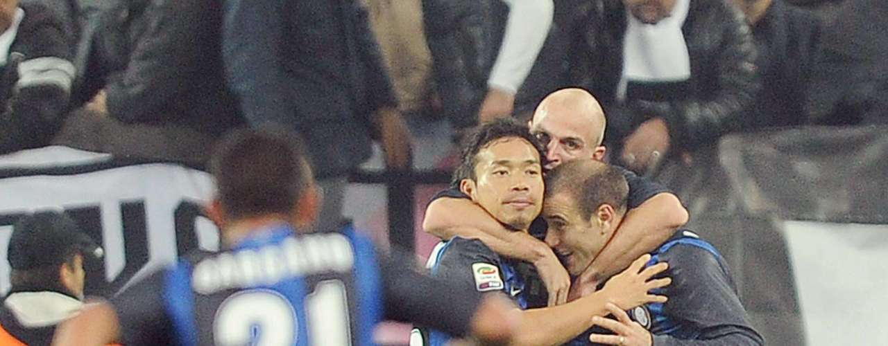 domingo 11 de noviembre - Inter de Milán juega en el cmapo del Atalanata en el Calcio
