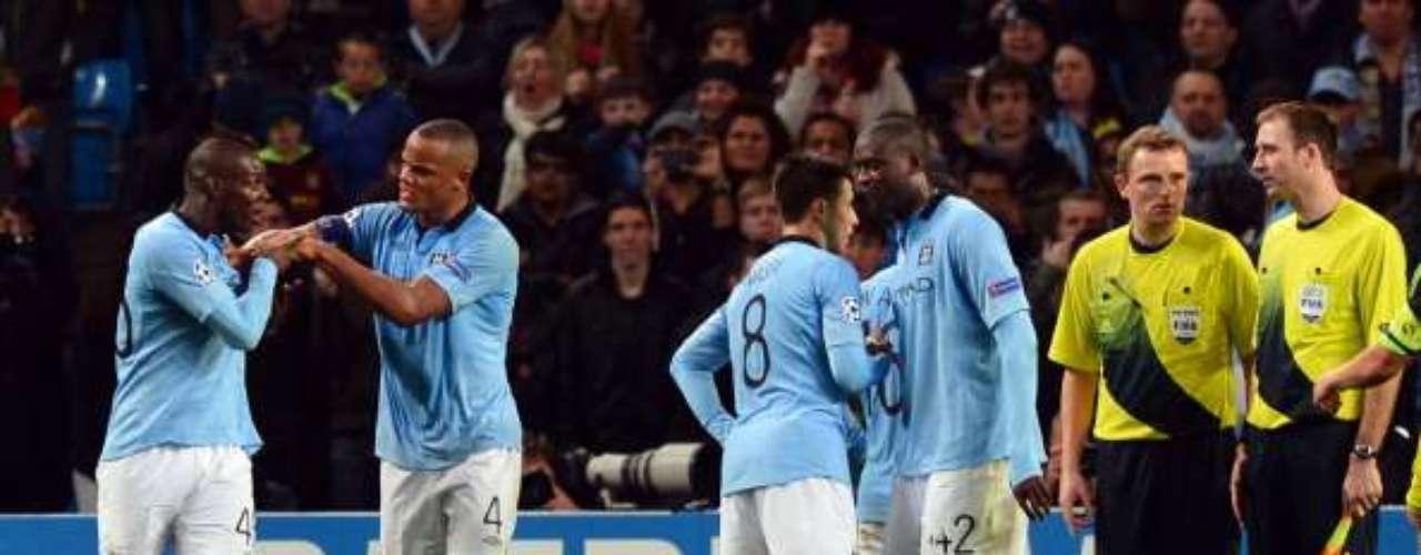 domingo 11 de noviembre - Manchester City recibe a Tottenham buscando remontar posiciones en la Premier League