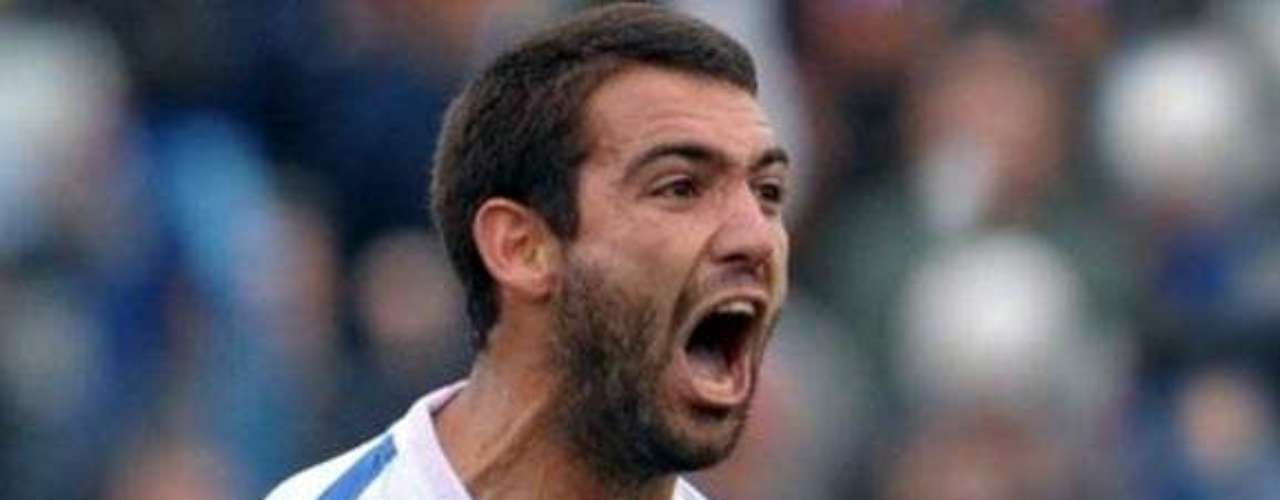 Cauteruccio puede presumir de ser el jugador que tiene el récord con más golesi en las juveniles del Nacional