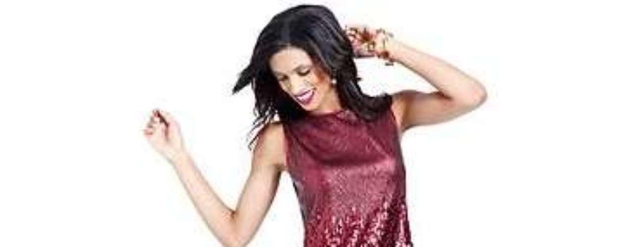Con este vestido siempre encontrarás una excusa para ir de fiesta. 155 dólares en macys.com (by Jessica Simpson)