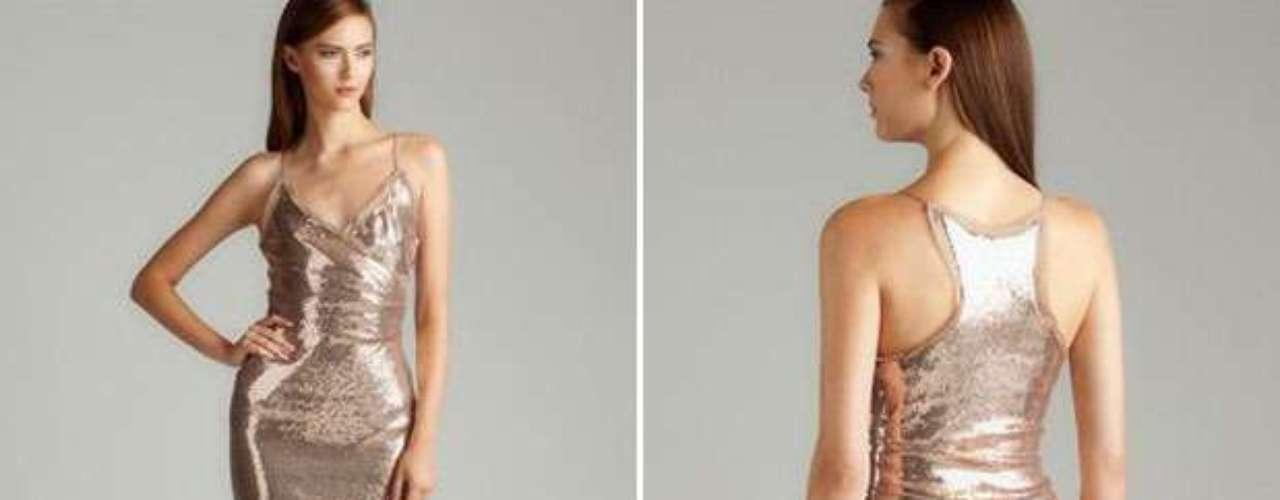 Para dejar a tu pareja sin palabras. Vestido de Nicole Miller. 54 dólares en loehmanns.com