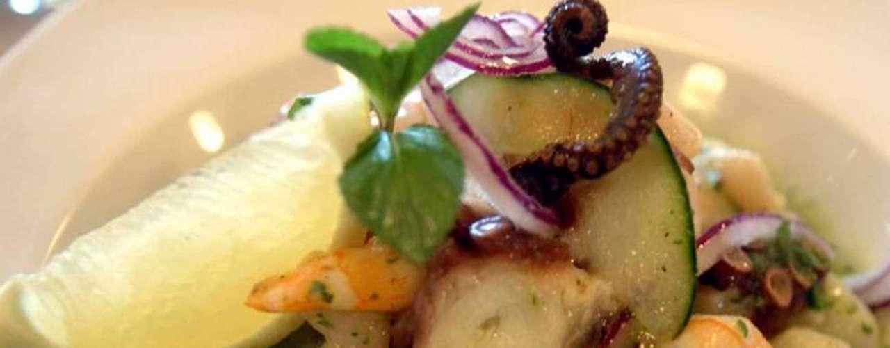 Lampuga. El nombre del restaurante proviene de un pez de aleta dorsal espinosa. Pero para la gastronomía en la Ciudad de México, es una invitación al paladar.