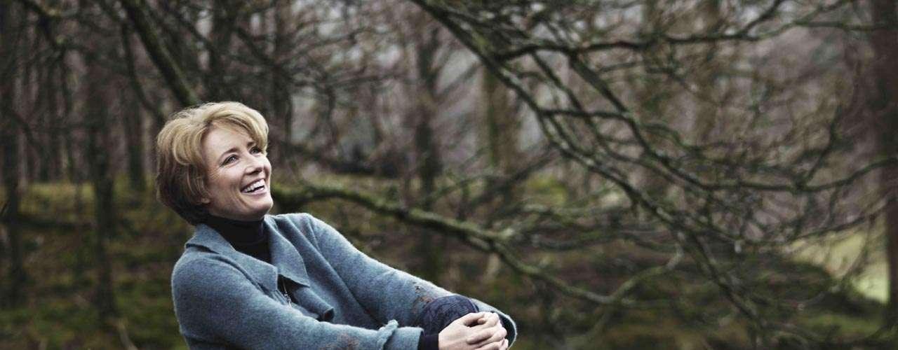 Emma Thompson, de 53 años, quien participa en 'Men in Black 3', tiene un atractivo que sigue jalando audiencia para admirarla.