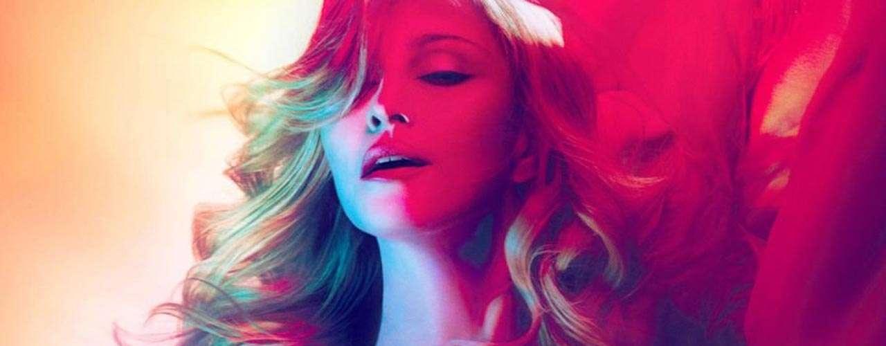 Madonna es una reina para reinventarse y ser una de las famosas más deseadas. A pesar de sus 54 años.
