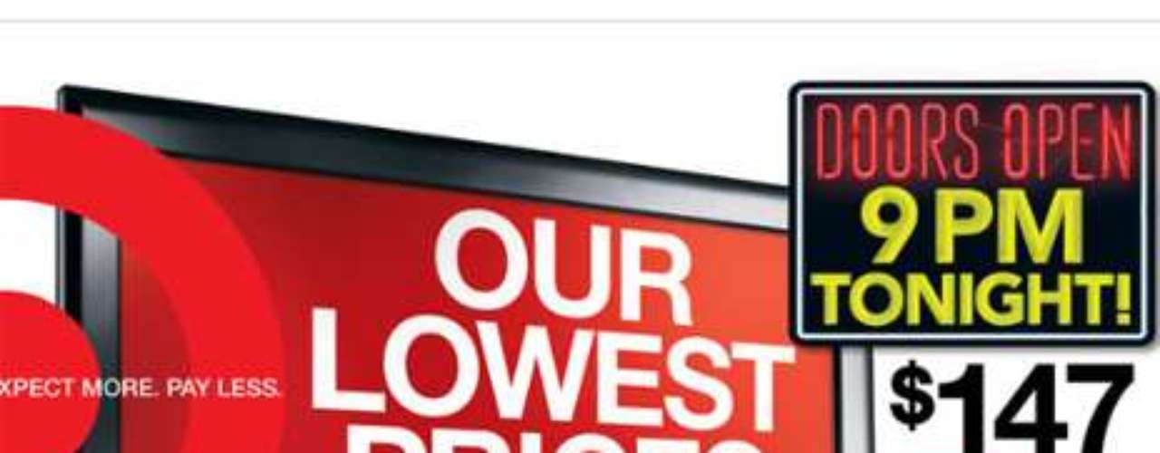 Target ya ha publicado muchas de sus ofertas y permite hacer unas compras por adelantado en su sitio. Revisa este catalogo previo para que escojas tus regalos favoritos.