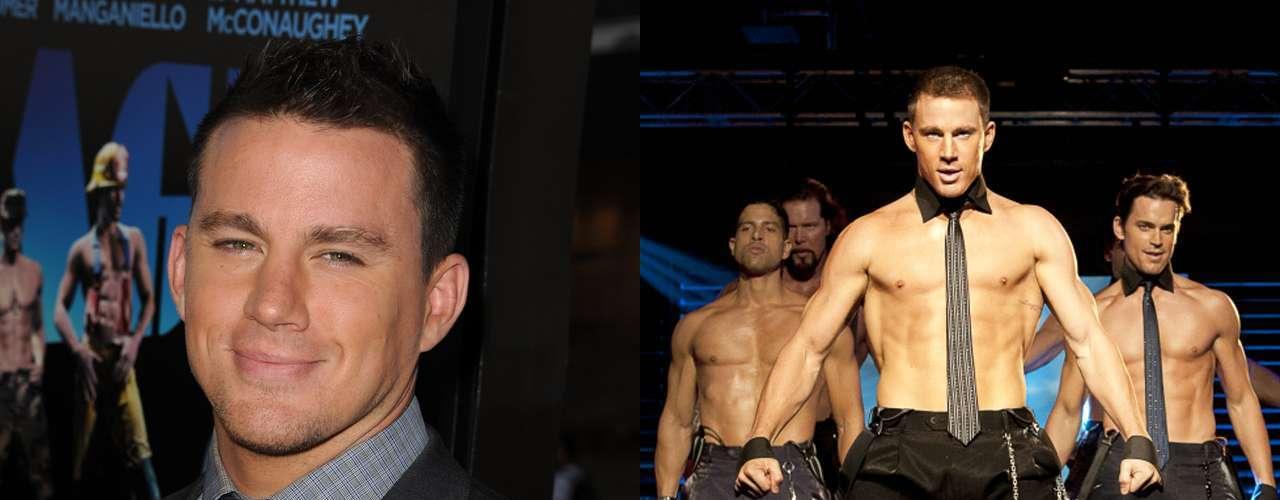 El actor Channing Tatum se coronó como el hombre vivo más sexy del año al encabezar el listado que anualmente publica la revista People. ¡Conoce al resto de los elegidos!