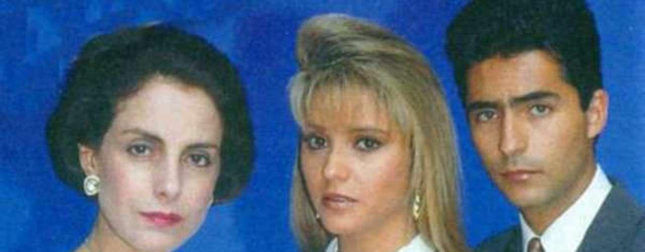 Cadenas de amargura (1991 - México) El secreto de dos hermanas cambiará la vida de su sobrina a la cual el amor es sólo sufrimiento.