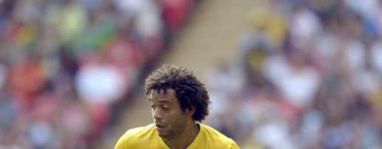 Marcelo es uno de los referentes actuales y de los mejores en su carril, tanto en el Real Madrid como con Brasil.