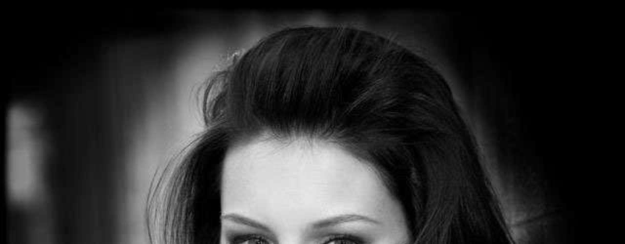 Ella es Alicia Endemann la mujer nombrada para representar la belleza de la mujer alemana en el próximo certamen de Miss Universo 2012.
