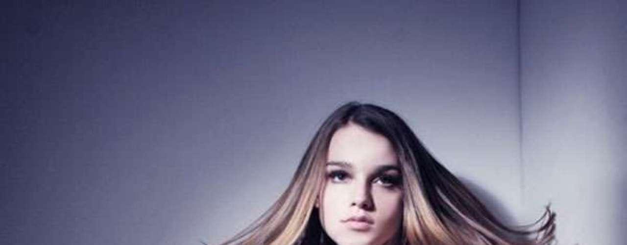 Chile, Ana Luisa Konig. Edad: 22.
