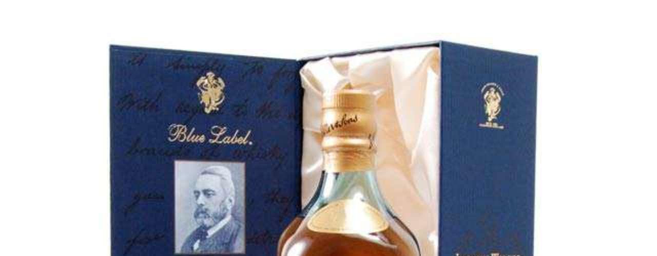 Llega la época del año para celebrar por lo alto. Johnnie Walker Blue Label. Desde 200 dólares en varias tiendas.