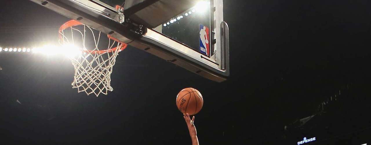 Como es costumbre, Deron Williams encabezó la ofensiva de los Nets.