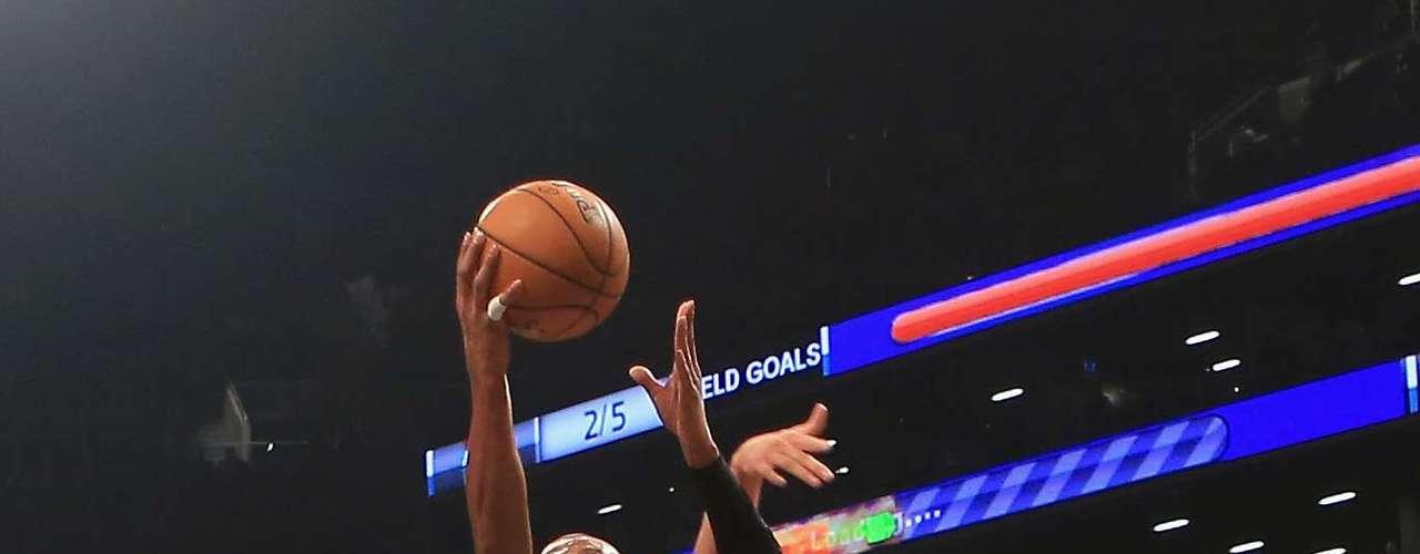 Los Celtics visitaron la casa de los Nets en busca de su sexta victoria del año.