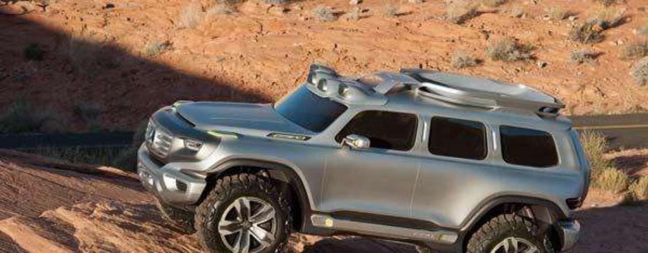Fotos Mercedes-Benz Ener-G-Force