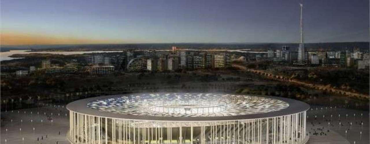 Estádio Nacional Brasília (Estádio Mané Garrincha)