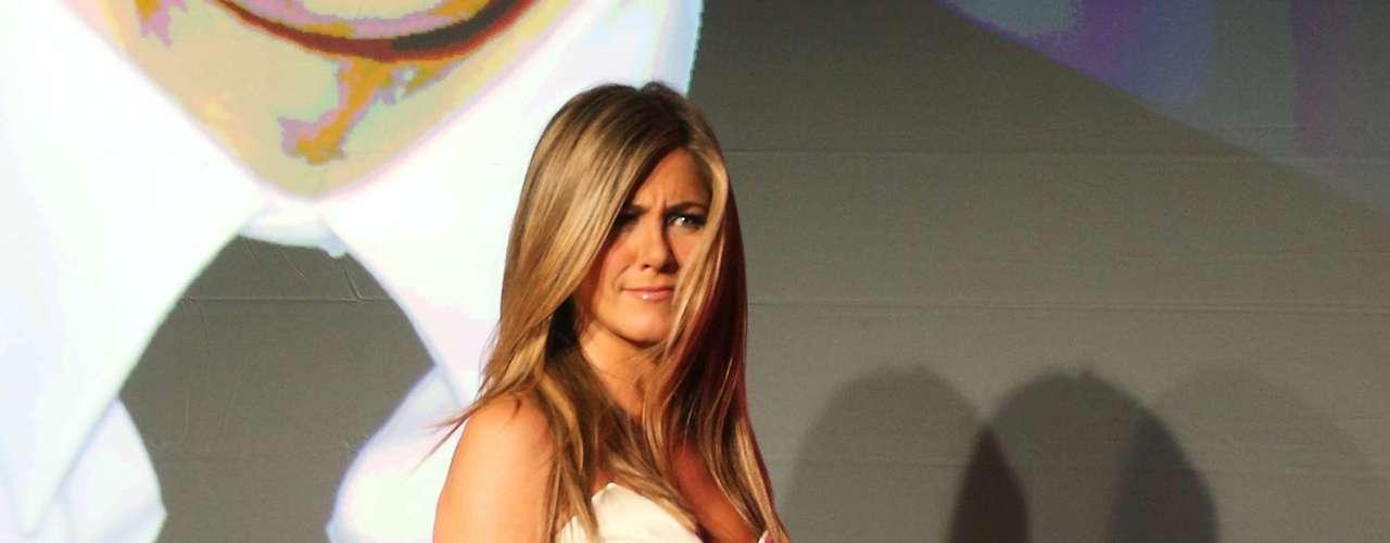 ¿Qué les pareció el look de Jennifer Aniston? (Terra USA/Armando Tinoco)