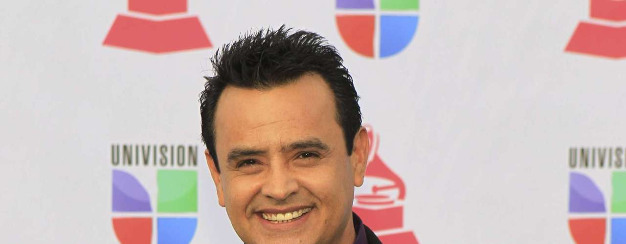 Mexican composer Benny Camacho arrives at the 13th Latin Grammy Awards in Las Vegas, Nevada, November 15, 2012.   REUTERS/Steve Marcus (UNITED STATES  - Tags: ENTERTAINMENT)