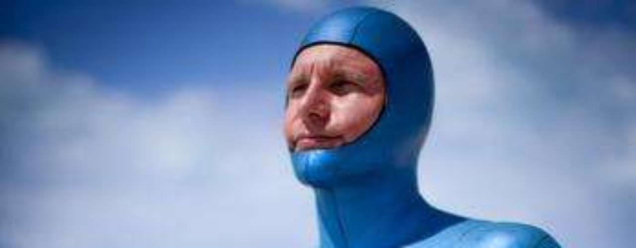 Los científicos tratarán de analizar también al récord mundial de Serverinsen Stig y de averiguar cuánto tiempo puede estar sin respirar.