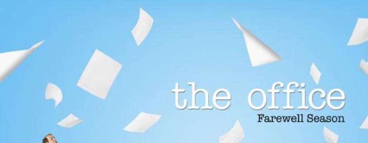 'The Office': 9 temporadas. La adaptación estadounidense de la exitosa comedia británica estrenó su novena y última temporada en EU el 20 de septiembre, narrando las andanzas de los empleados de la ficticia compañía de papel Dunder Miffin.