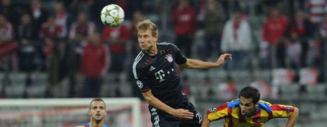 martes 20 de noviembre - Valencia y Bayern Munich disputan el liderato del Grupo F con la mira en los Octavos de Final