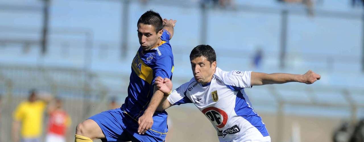 Domingo 25: U. de Concepción-Everton, a las 15:30 horas (en la ida se impuso el conjunto ruletero por la cuenta mínima).