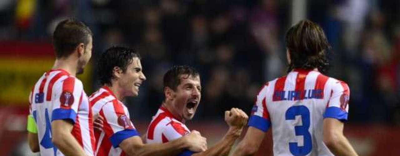 jueves 22 de noviembre - Atlético de Madrid puede lograr su pase en la Europa League cuando reciba al APOEL