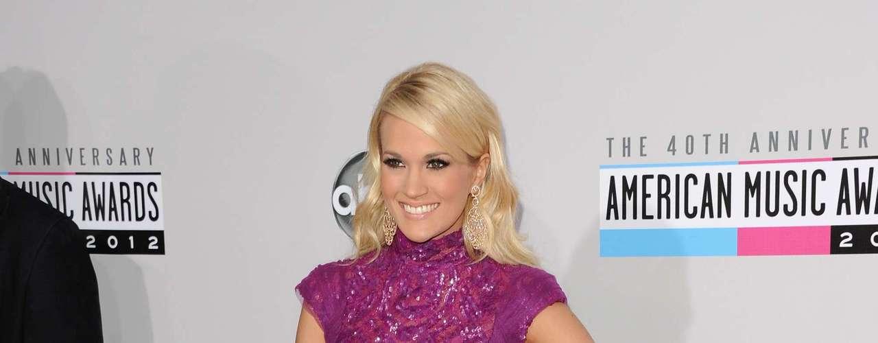 MEJOR/PEOR: No nos pudimos poner de acuerdo con la elección de Carrie Underwood. La que fuera la ganadora de \