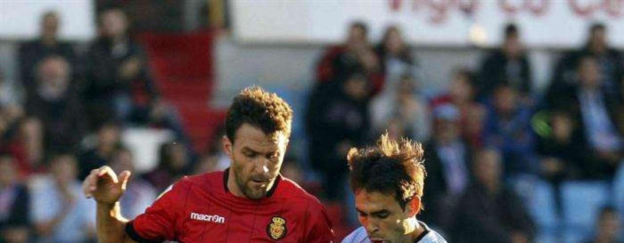 Málaga cortó racha de seis derrotas seguidas empatando 1-1 en su visita al Celta.