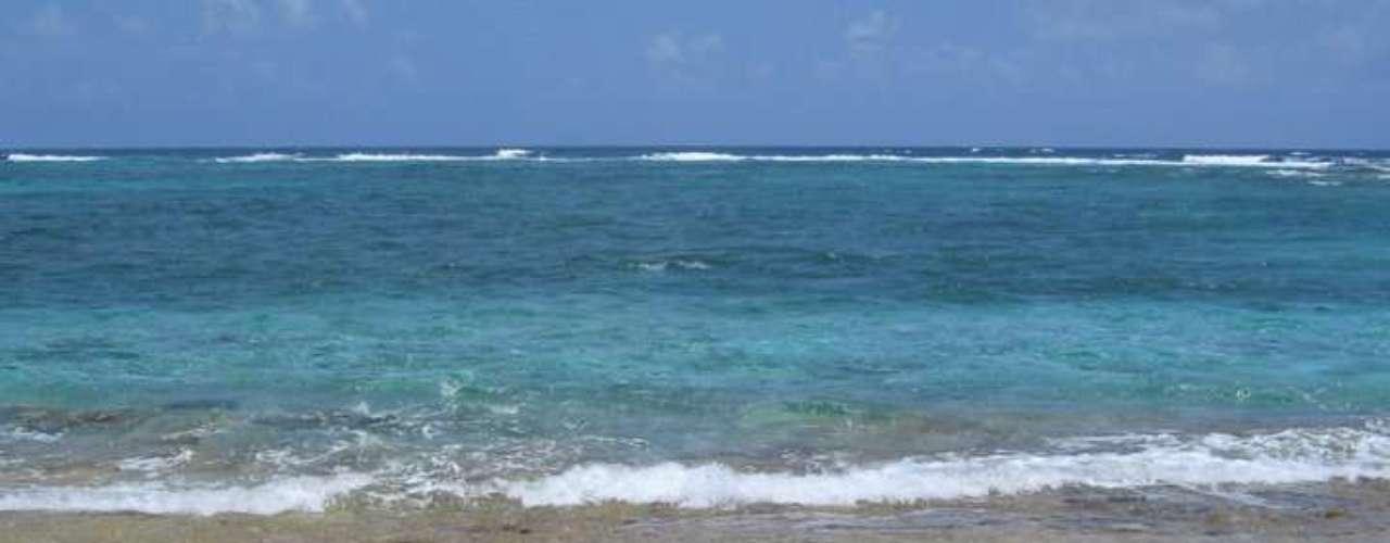 El mal alberga peces coloridos y corales rebosantes de vida que son un gran atractivo para los viajeros.