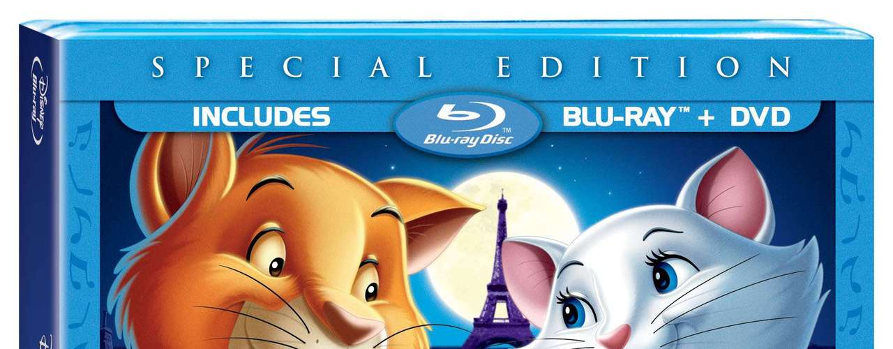 ARISTOCATS. El espectacular largometraje animado Nº 20 de Disney \