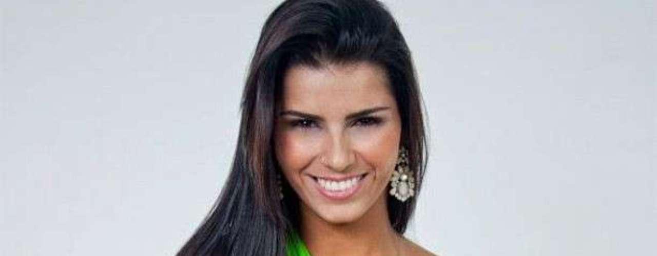 La belleza de Bianca Leao es indiscutible.