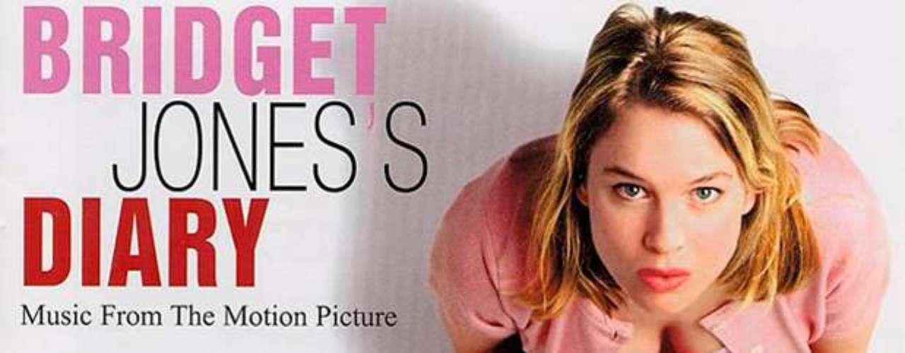 ROMÁNTICAS: El Diario De Bridget Jones - Bridget Jones's Diary, 2001. La treintañera Bridget sueña con casarse enamorada y con tener varios kilos menos. El día de año nuevo promete lograrlo y comienza un diario donde narra las locuras que hace para encontrar el amor. ¡Divertidísima!