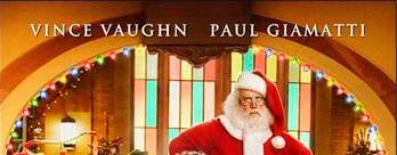 CUENTOS: Fred Claus, 2007. El Polo Norte es el hogar de Santa Claus (Paul Giamatti), un sitio a donde un buen día regresa la oveja negra de la familia: Joe Claus (Vince Vaughn), el hermano envidioso y perdedor de Santa...